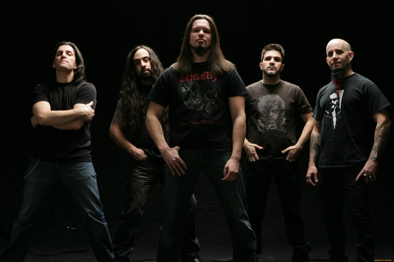 Anthrax Торрент Дискография